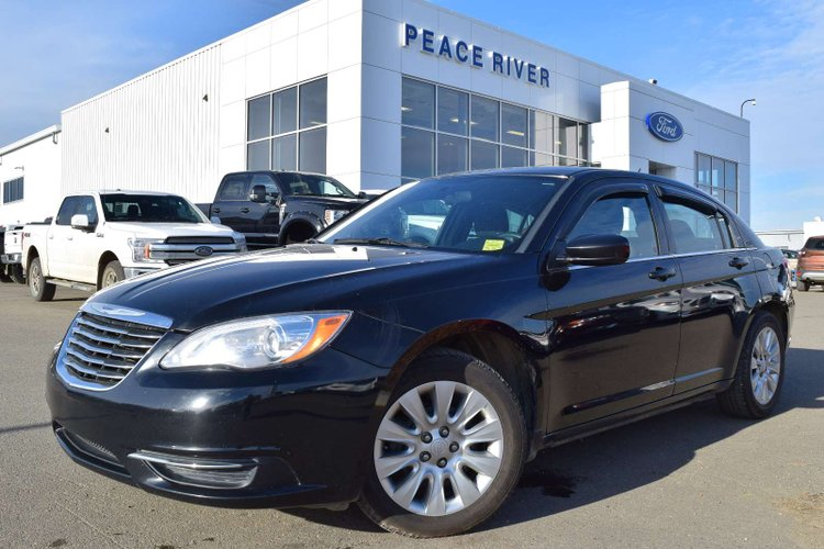 2014 Chrysler 200 LX for sale in Peace River, Alberta