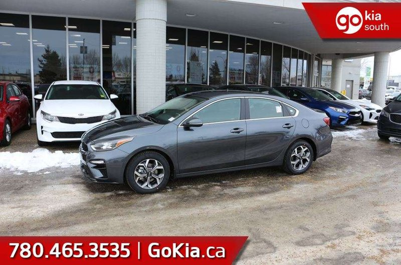 Grey 2019 Kia Forte EX for sale in Edmonton, Alberta