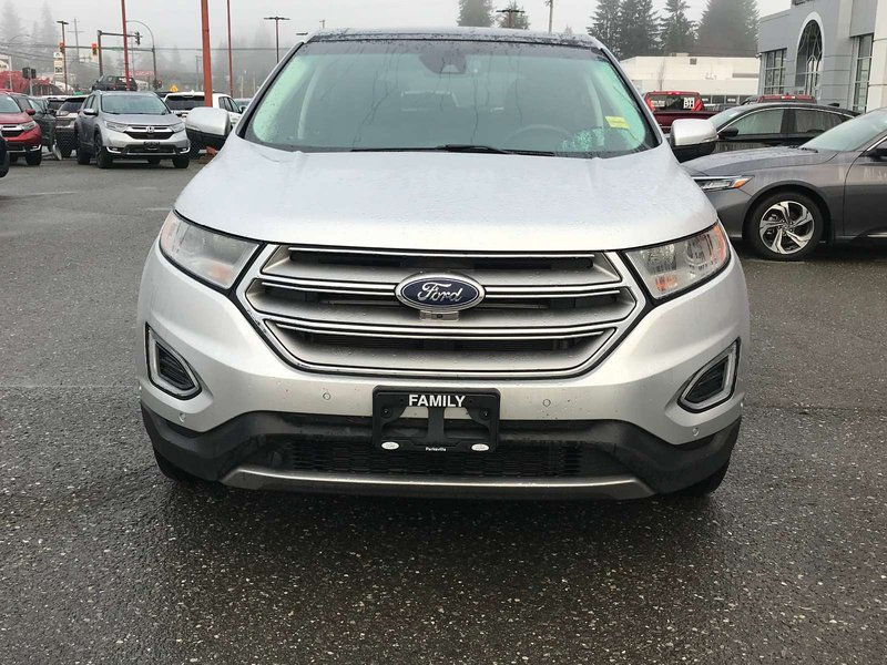 2015 Ford Edge for sale in Campbell River, British Columbia