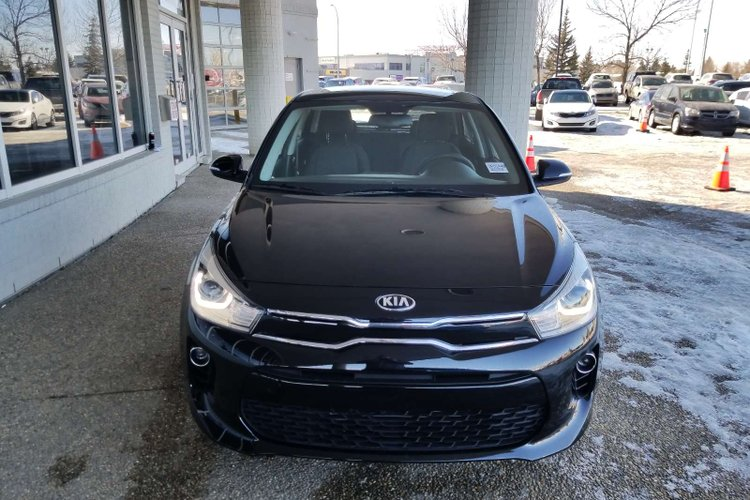 2019 Kia Rio 5-door EX for sale in Edmonton, Alberta