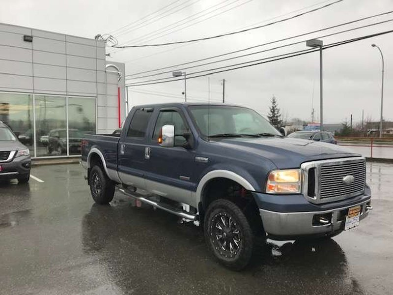 2006 Ford Super Duty F-350 SRW for sale in Campbell River, British Columbia