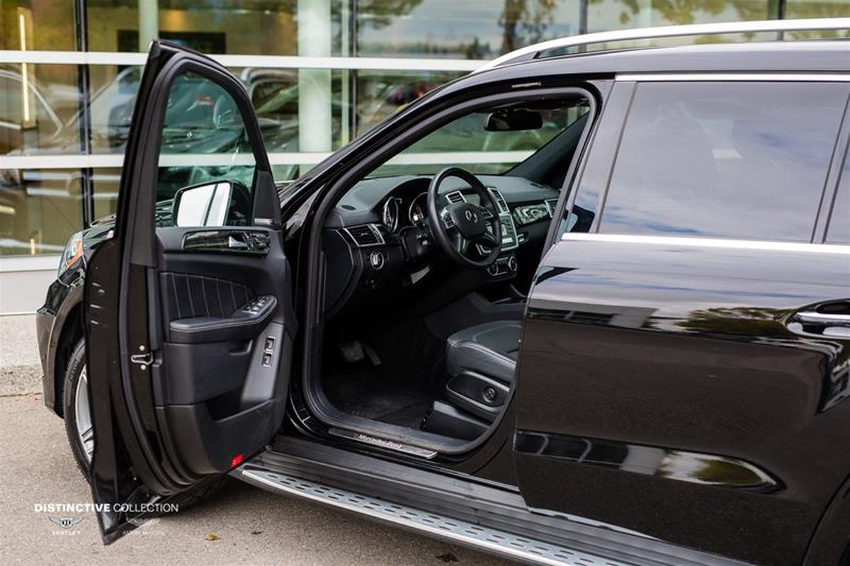 2015 Mercedes-Benz GL for sale in Calgary on
