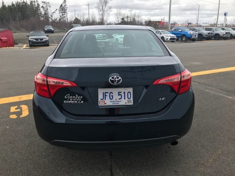 2017 Toyota Corolla for sale in Gander, Newfoundland and Labrador