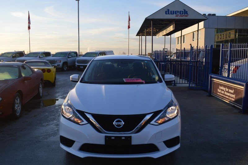 2018 Nissan Sentra for sale in Vancouver, British Columbia
