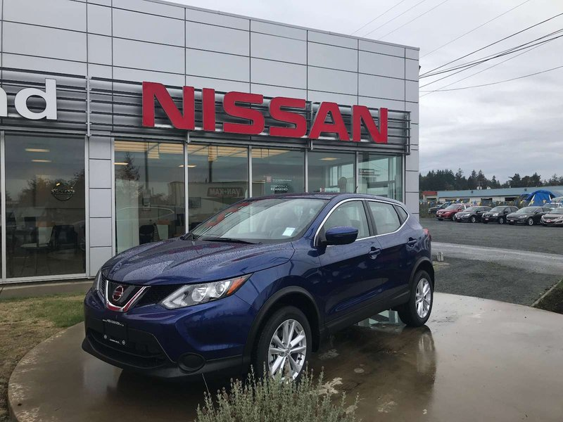 2018 Nissan Qashqai for sale in Campbell River, British Columbia