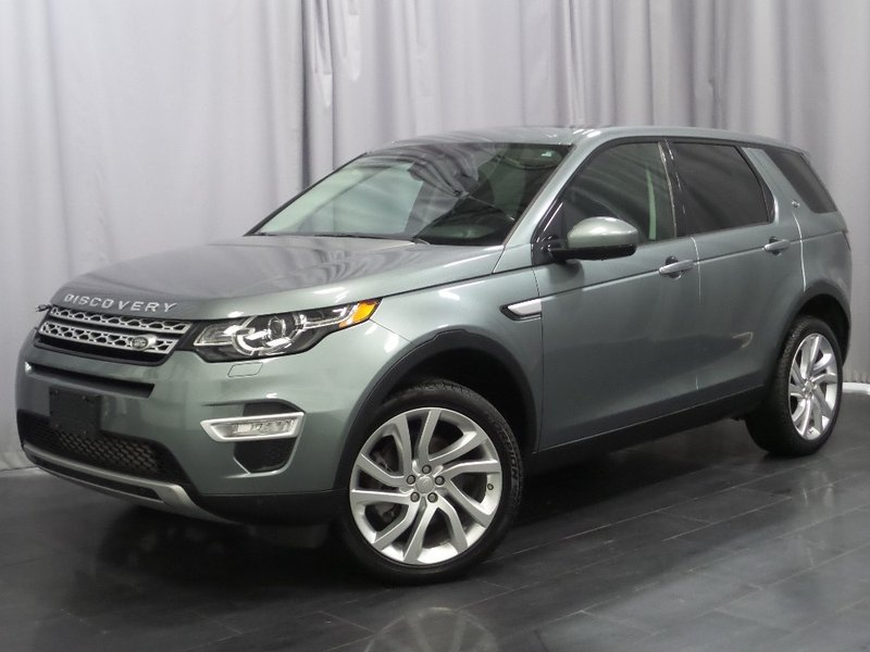 2015 Land Rover Discovery Sport for sale in Winnipeg, Manitoba