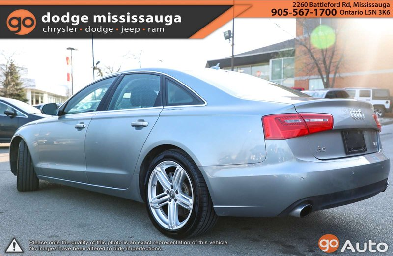 2015 Audi A6 for sale in Mississauga, Ontario