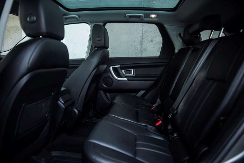 2017 Land Rover Discovery Sport for sale in Victoria, British Columbia
