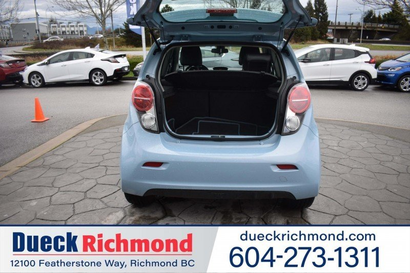 2015 Chevrolet Spark EV for sale in Richmond, British Columbia