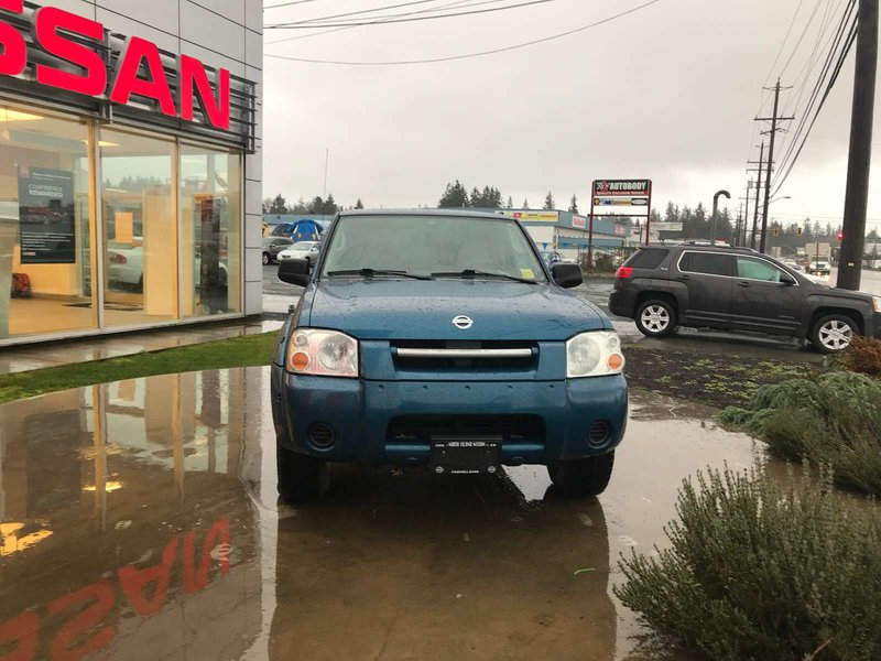 2004 Nissan Frontier 4WD for sale in Campbell River, British Columbia