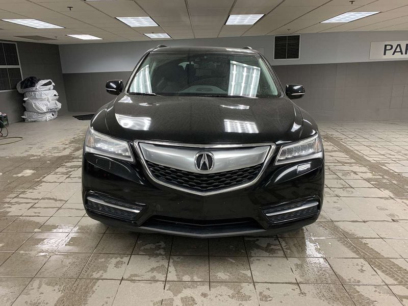 2014 Acura MDX for sale in Calgary, Alberta