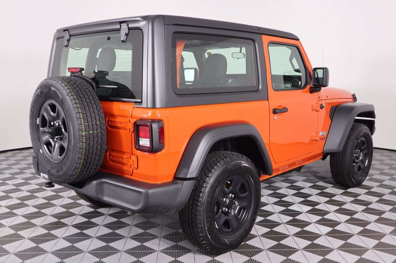 2019 Jeep Wrangler for sale in Huntsville, Ontario