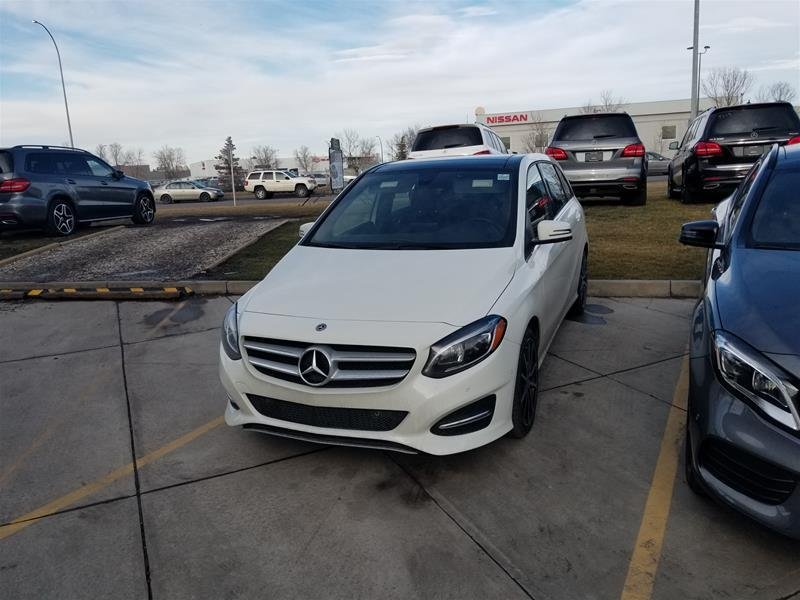 2019 Mercedes-Benz B-Class for sale in Calgary, Alberta