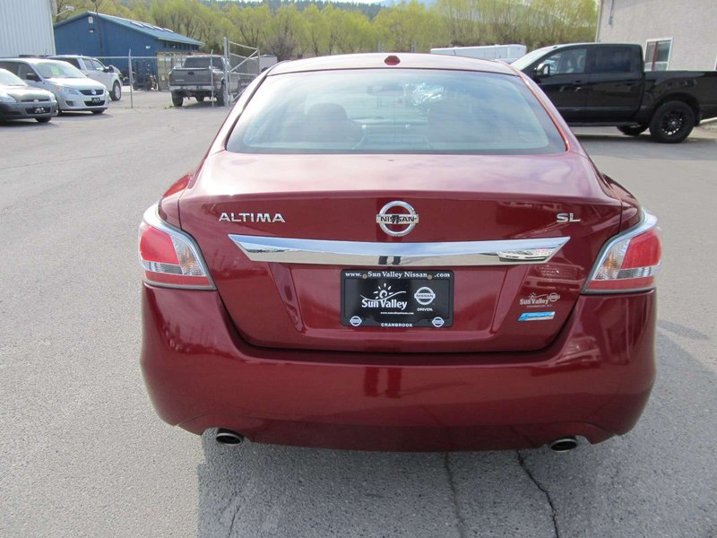 2015 Nissan Altima for sale in Cranbrook, British Columbia