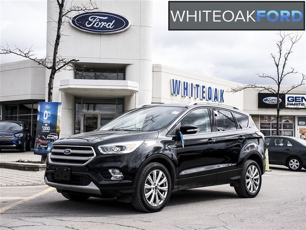2017 ford escape for sale in mississauga ontario