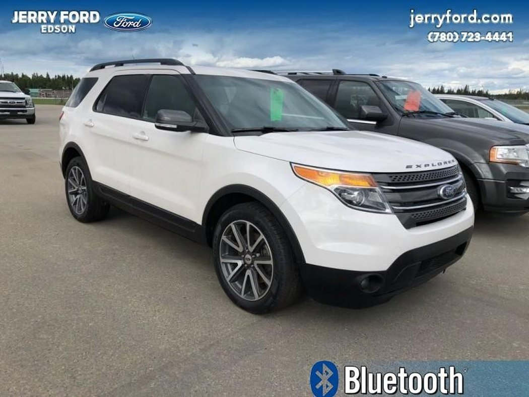 2015 Ford Explorer For Sale >> 2015 Ford Explorer For Sale In Edson
