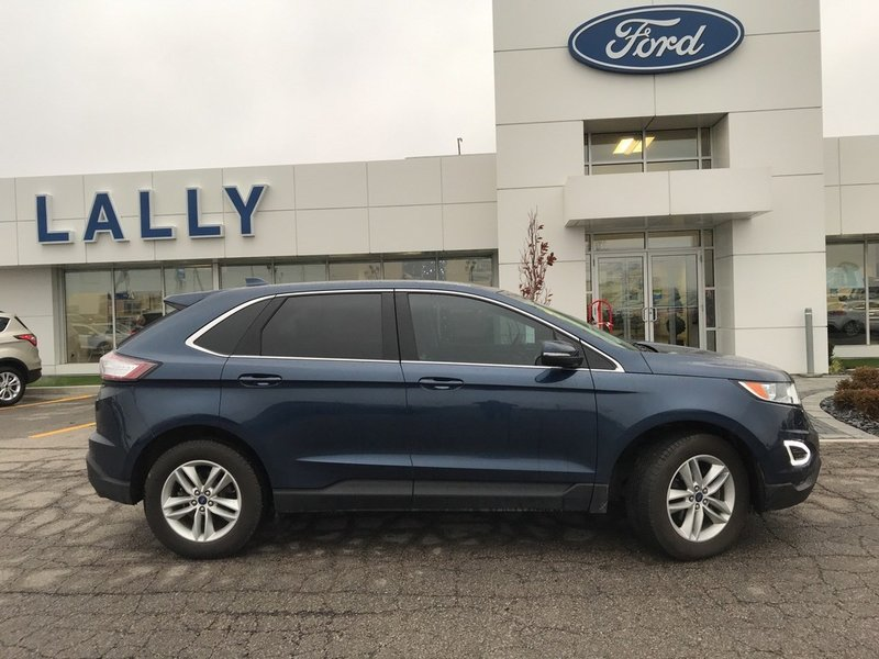 2017 Ford Edge for sale in Tilbury, Ontario