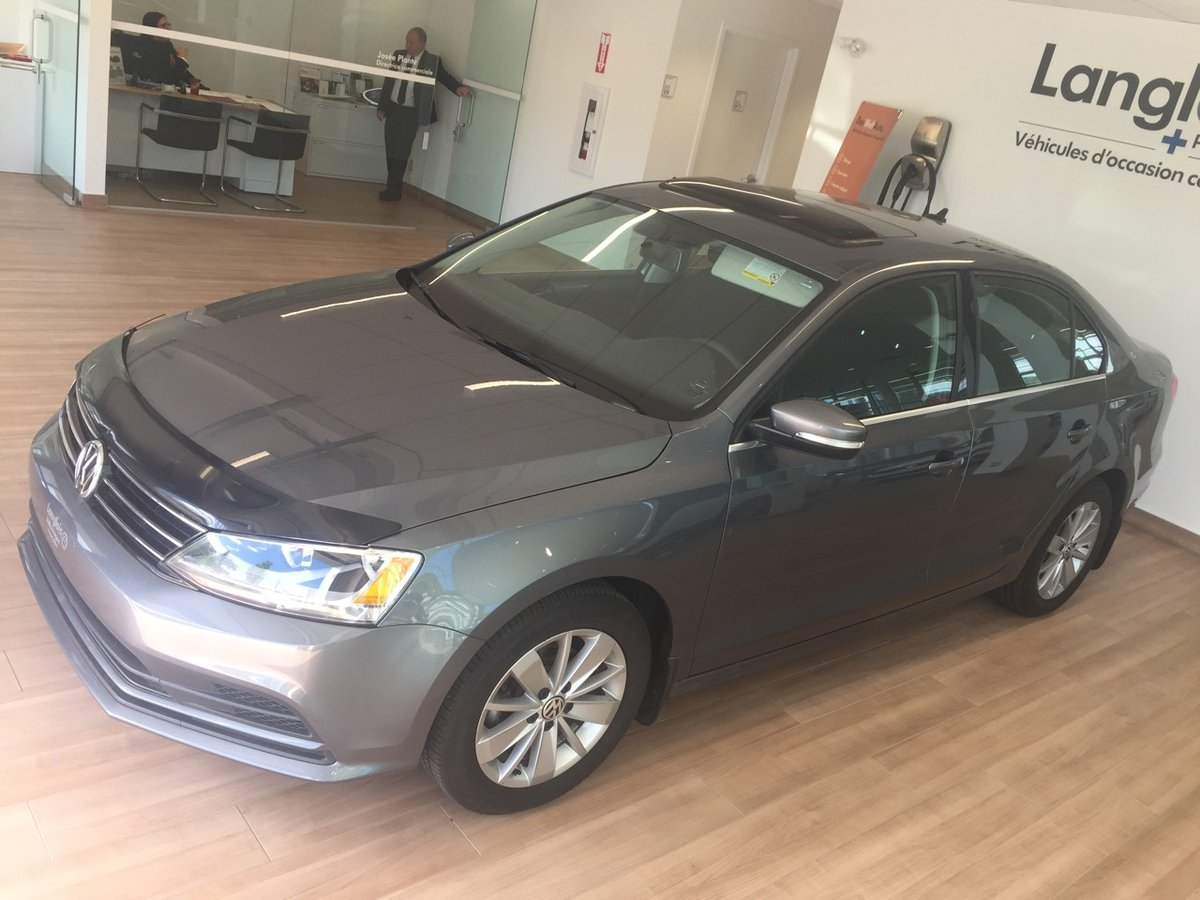 2015 Volkswagen Jetta Sedan for sale in L'Ange-Gardien, Quebec