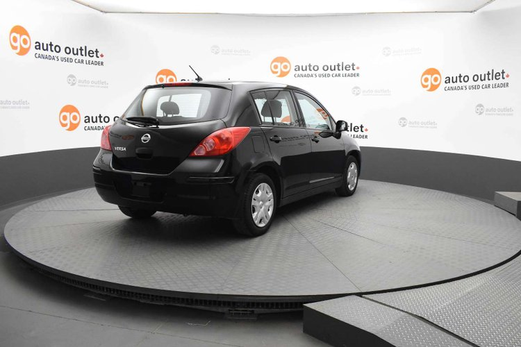 2010 Nissan Versa 1.8 S for sale in Leduc, Alberta