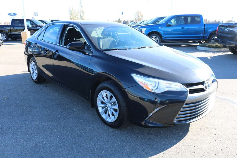 2017 Toyota Camry for sale in Edmonton, Alberta