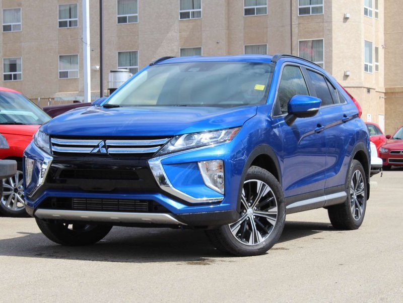 2018 Mitsubishi ECLIPSE CROSS for sale in Edmonton, Alberta