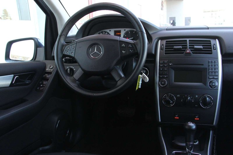 2010 Mercedes-Benz B-Class for sale in Kamloops, British Columbia