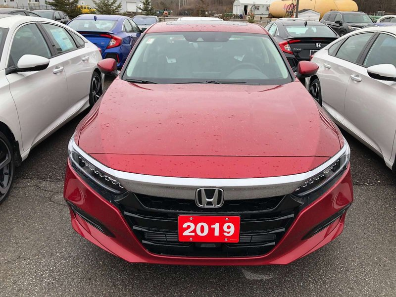 2019 Honda Accord Sedan for sale in Belleville, Ontario