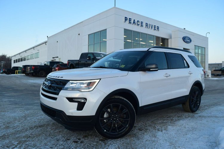 2019 ford explorer xlt for sale in peace river alberta