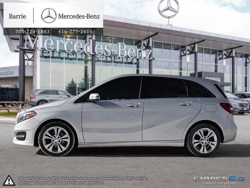 2015 Mercedes-Benz B-Class for sale in Innisfil, Ontario