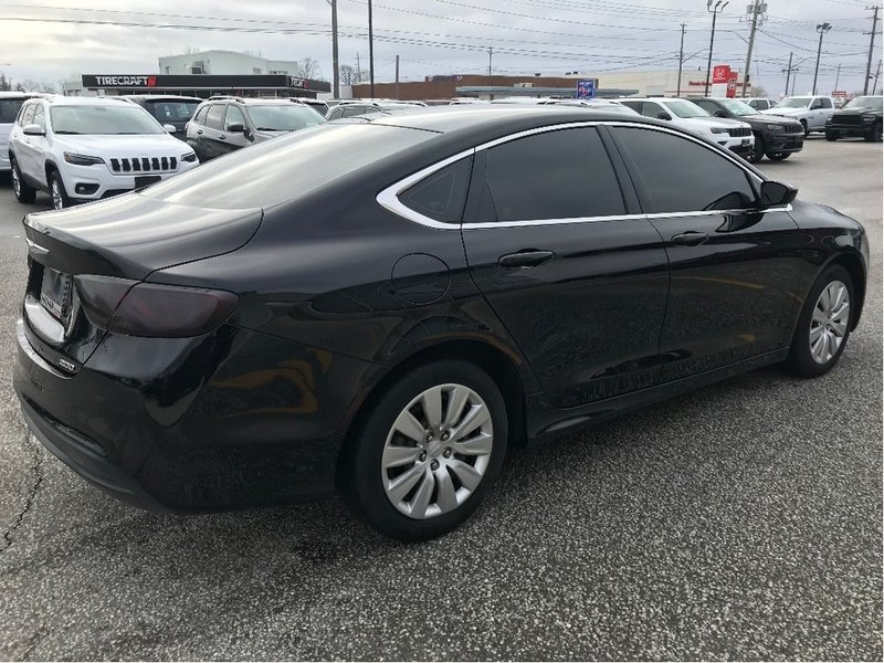 2016 Chrysler 200 for sale in Chatham, Ontario