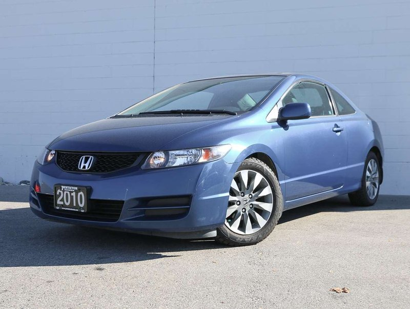 2010 Honda Civic Cpe for sale in Penticton, British Columbia