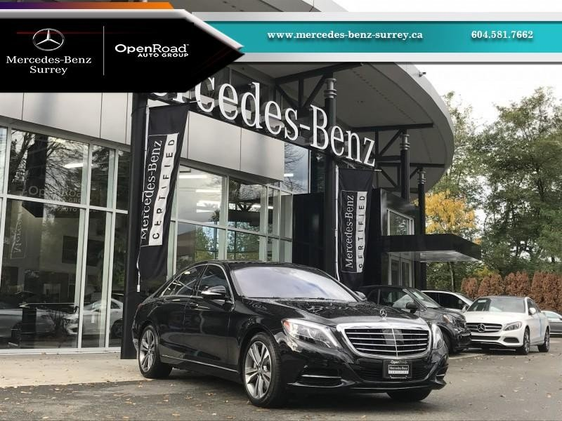 2015 Mercedes-Benz S-Class for sale in Surrey, British Columbia
