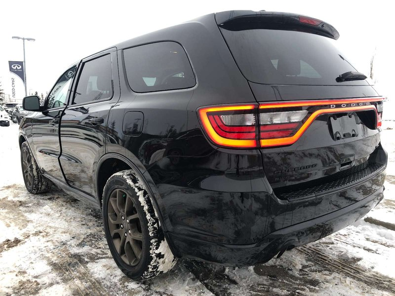 2017 Dodge Durango for sale in Edmonton, Alberta