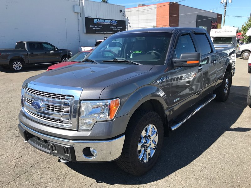 2014 Ford F-150 for sale in Abbotsford, British Columbia