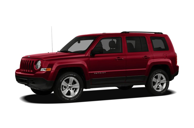 2011 Jeep Patriot for sale in Calgary, Alberta