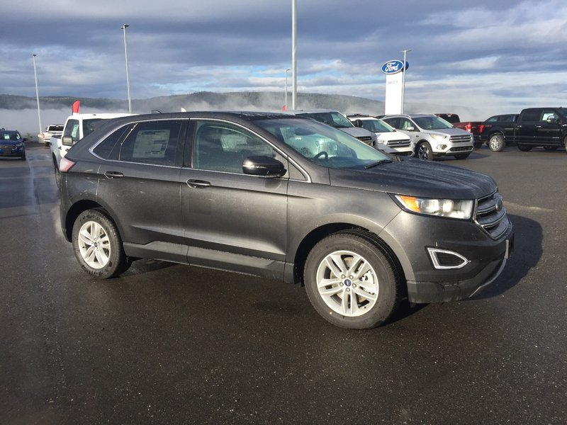 2018 Ford Edge for sale in Williams Lake, British Columbia