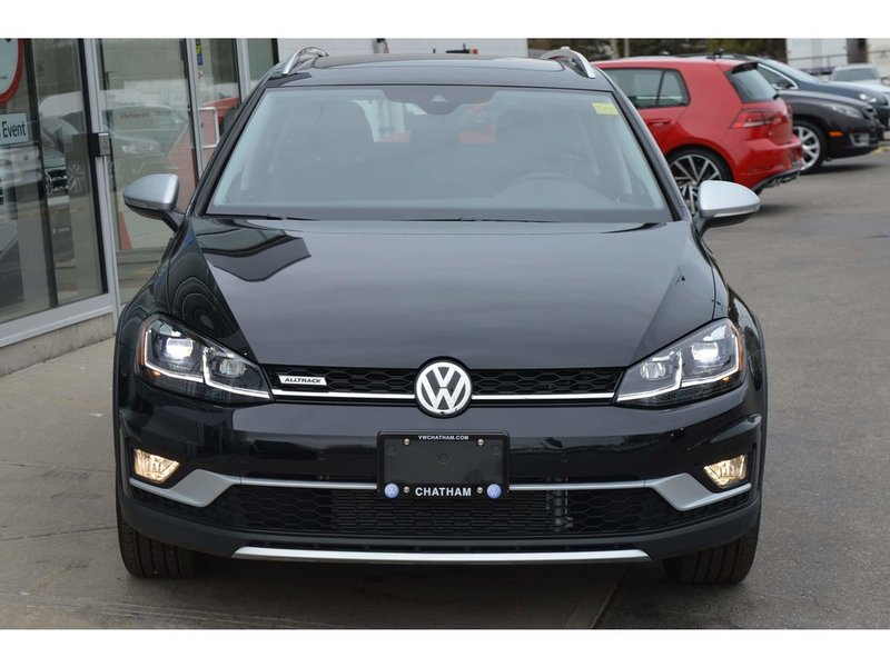 2018 Volkswagen Golf Alltrack for sale in Chatham, Ontario