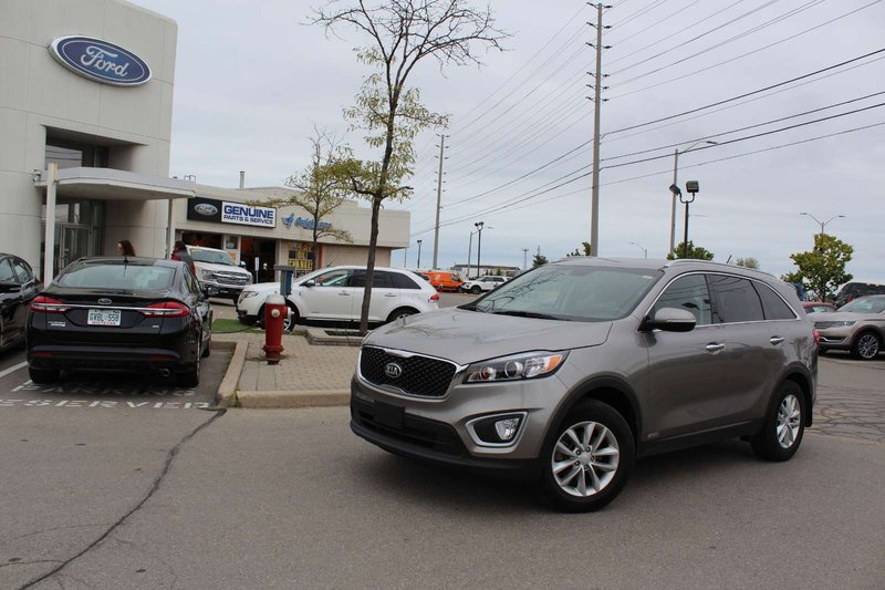 2018 Kia Sorento for sale in Mississauga, Ontario