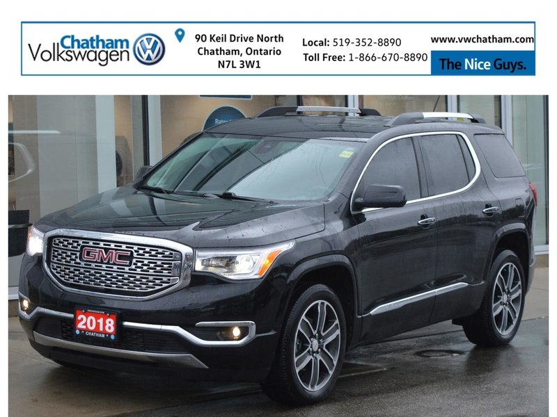 2018 GMC Acadia for sale in Chatham, Ontario