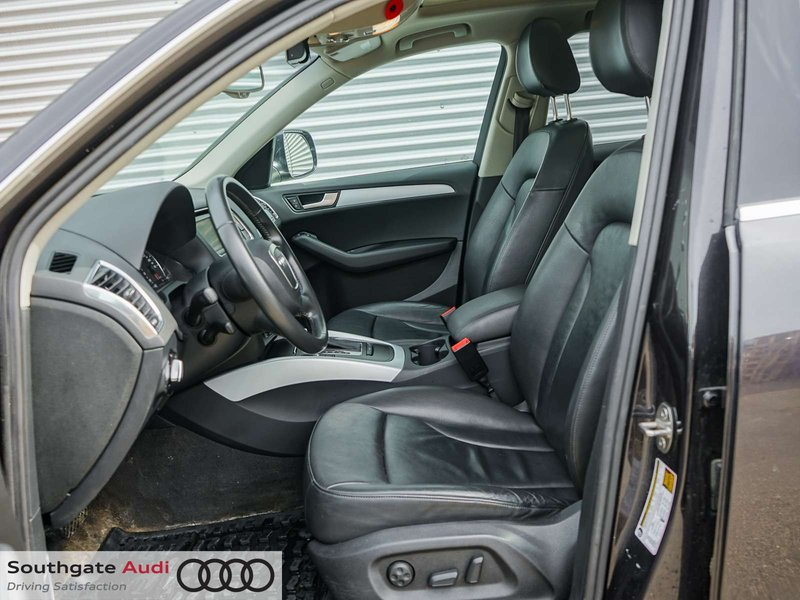 2011 Audi Q5 for sale in Edmonton, Alberta