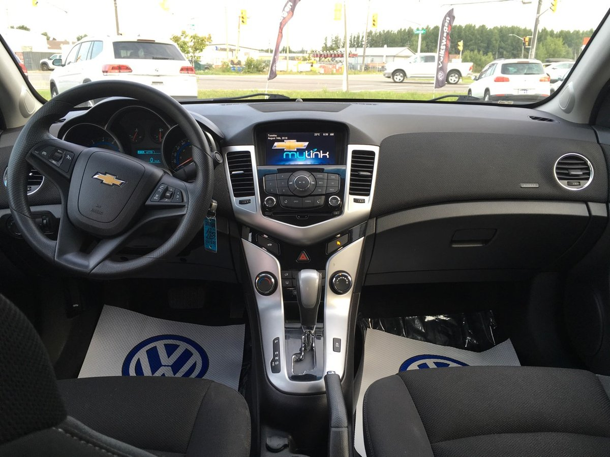 2016 Chevrolet Cruze for sale in Thunder Bay, Ontario