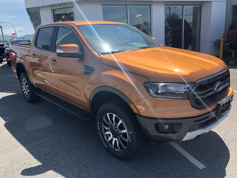 2019 Ford Ranger for sale in Abbotsford, British Columbia