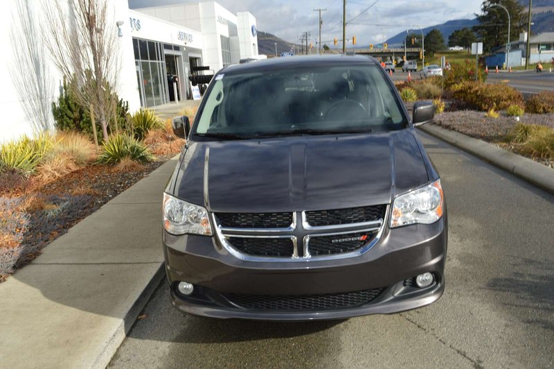 2017 Dodge Grand Caravan for sale in Kamloops, British Columbia