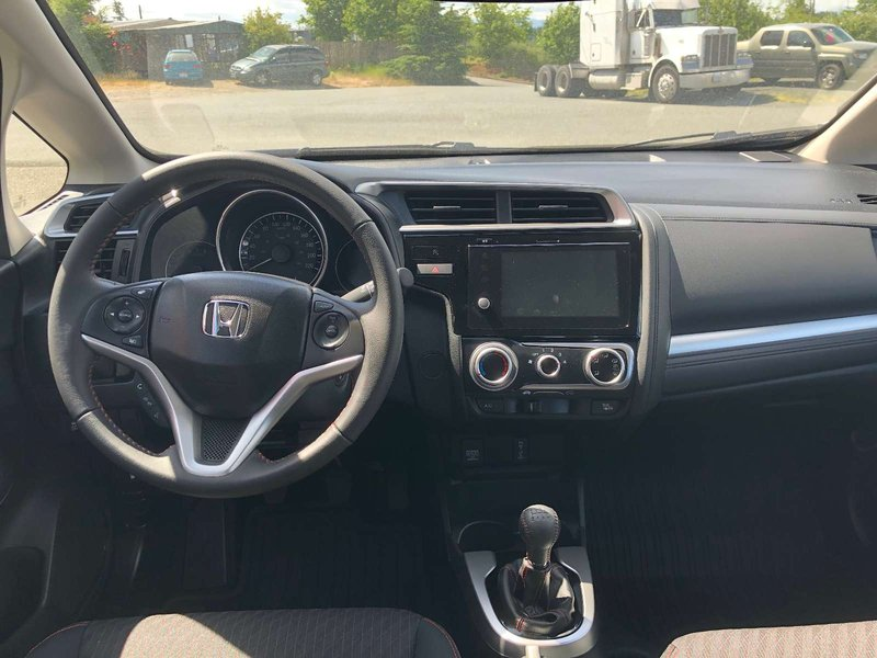 2019 Honda Fit for sale in Campbell River, British Columbia