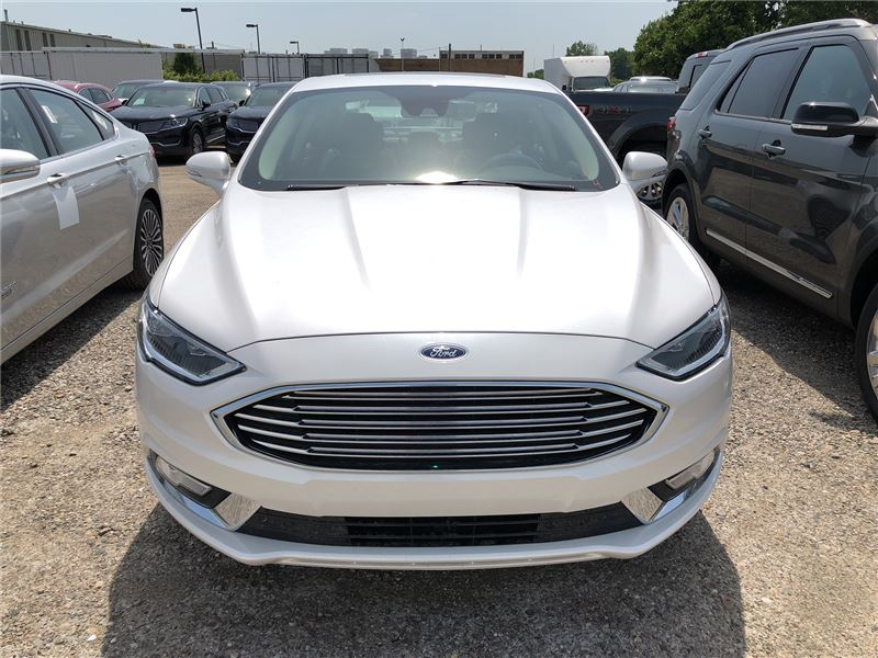 2018 Ford Fusion Energi for sale in Chatham, Ontario