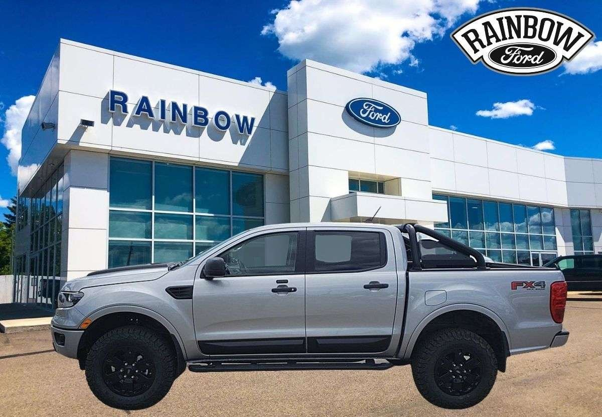 2020 Ford Ranger For Sale In Rocky Mountain House