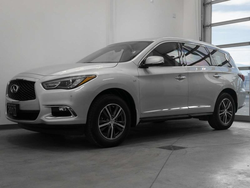 2017 Infiniti QX60 for sale in Kelowna, British Columbia
