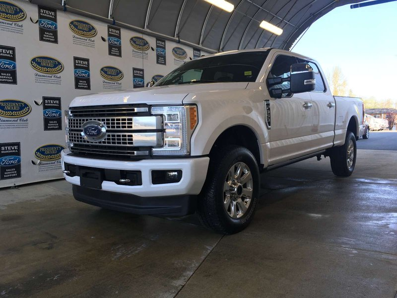 2018 Ford Super Duty F-350 SRW for sale in Campbell River, British Columbia