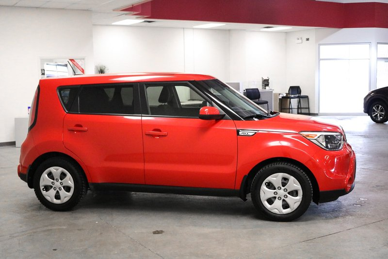 2016 Kia Soul for sale in Edmonton, Alberta