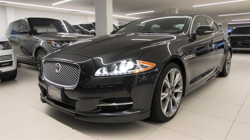 2015 Jaguar XJ for sale in Richmond, British Columbia